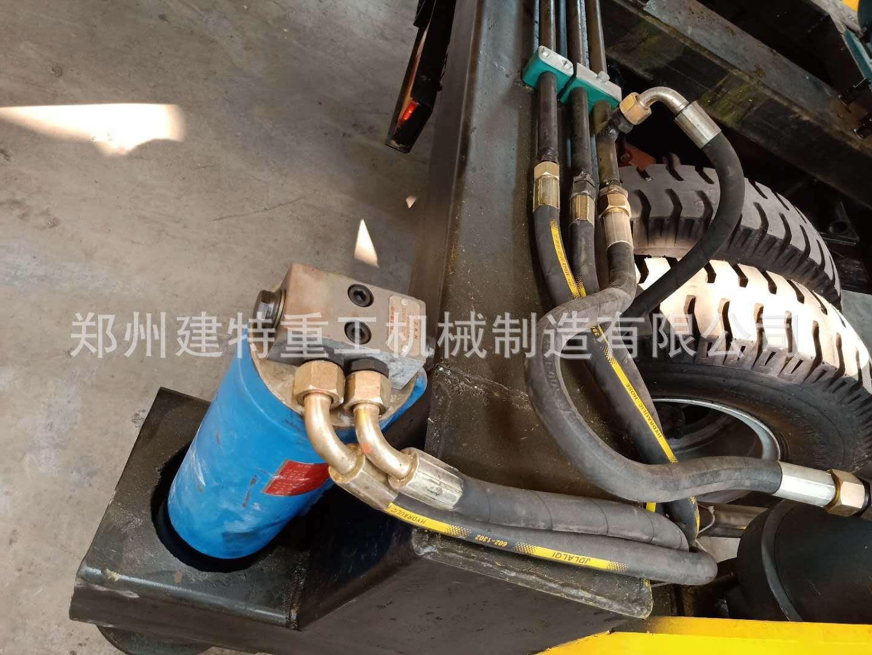 温州厂家直销一拖二混凝土喷浆车 自动上料喷浆车 喷浆设备示例图15