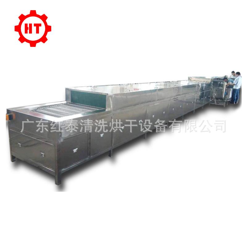 源头工厂工业多槽超声波清洗机批量生产销售示例图3