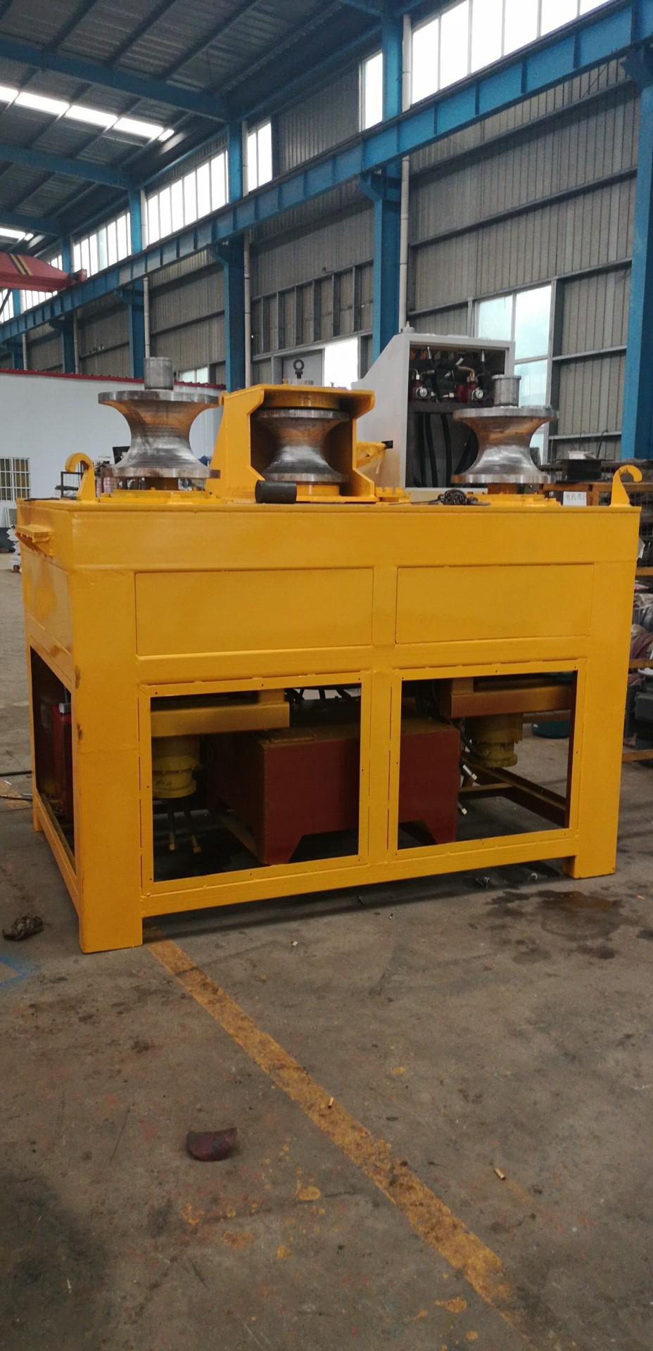杭州 厂家定制生产 钢管冷弯机批发 工字钢冷弯机 H钢冷弯机示例图1