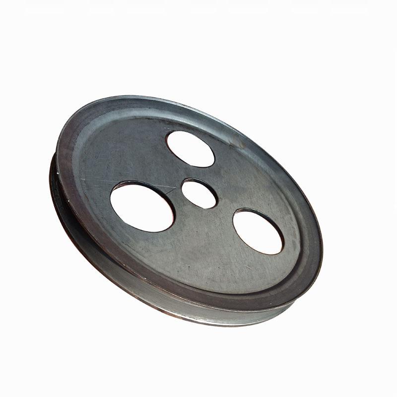 机械设备专用单槽劈开式皮带轮 规格齐全 支持定做示例图1