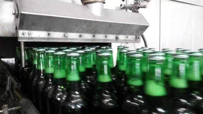 啤酒瓶表面吹水风刀风机玻璃平面吹水风刀厂家示例图12