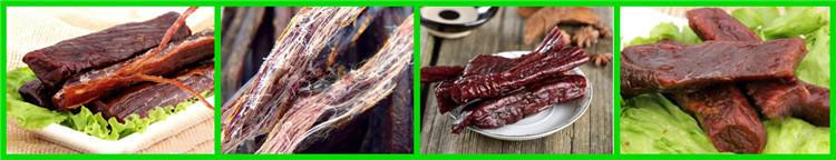 牛肉干全套加工設備與加工工藝 牛肉干全套加工設備示例圖2