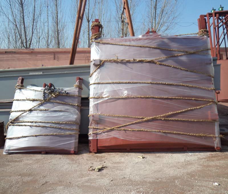 河北弘鑫水利 1.5米×1.5米铸铁闸门 渠道铸铁闸门 厂家直销示例图2