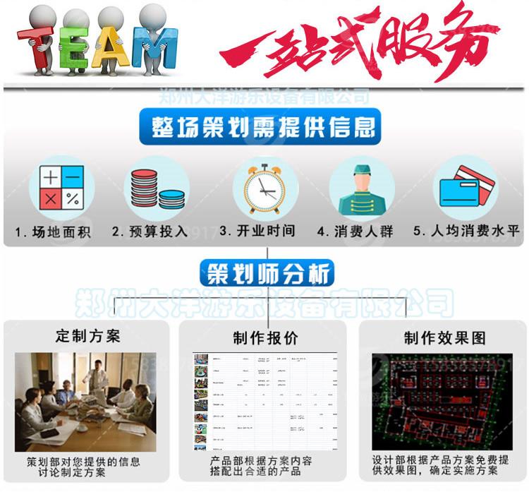 供应小型游乐设备儿童迷你转马 宫廷6座豪华转马大洋供应商示例图19