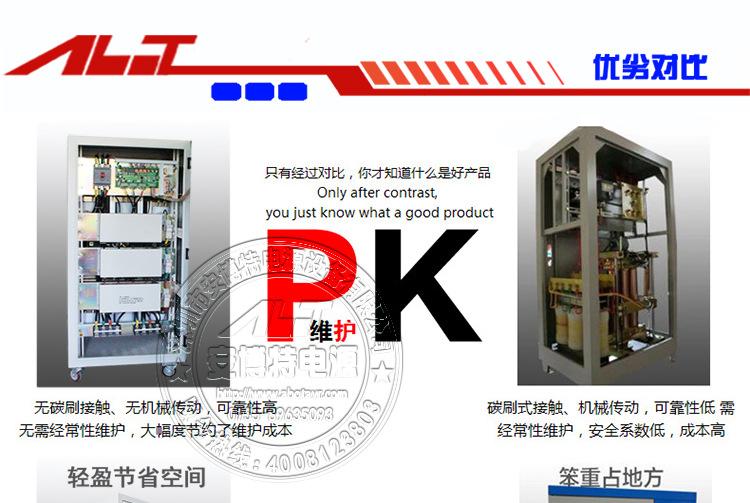 江苏山崎马扎克MAZAK系列机床稳压器30KW/40KW/50KW 三相分调式稳压电源ZBW-50KVA示例图26