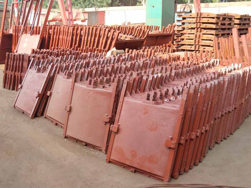 河北弘鑫水利 1.5米×1.5米铸铁闸门 渠道铸铁闸门 厂家直销示例图8