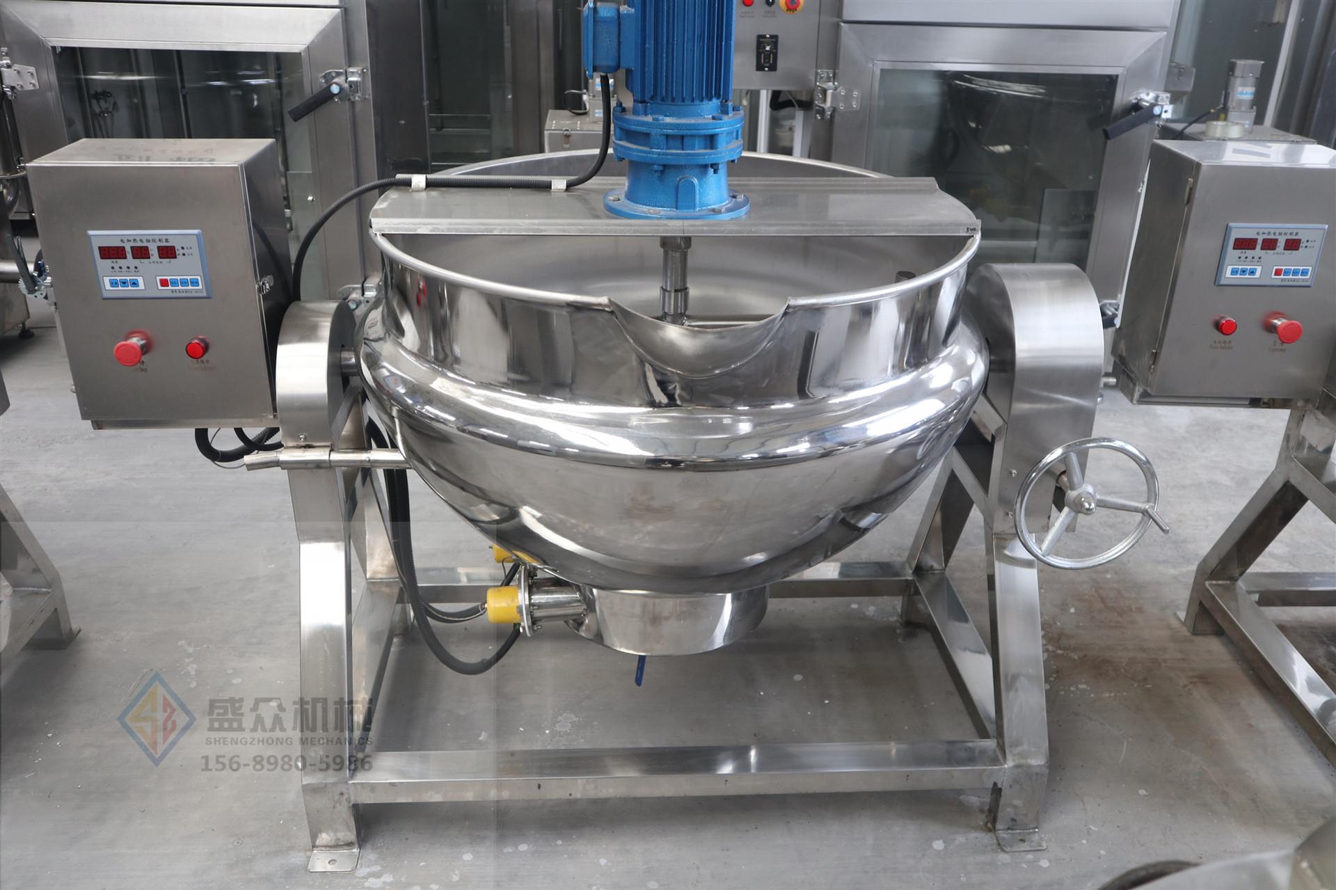牛肉干全套加工設備與加工工藝 牛肉干全套加工設備示例圖5