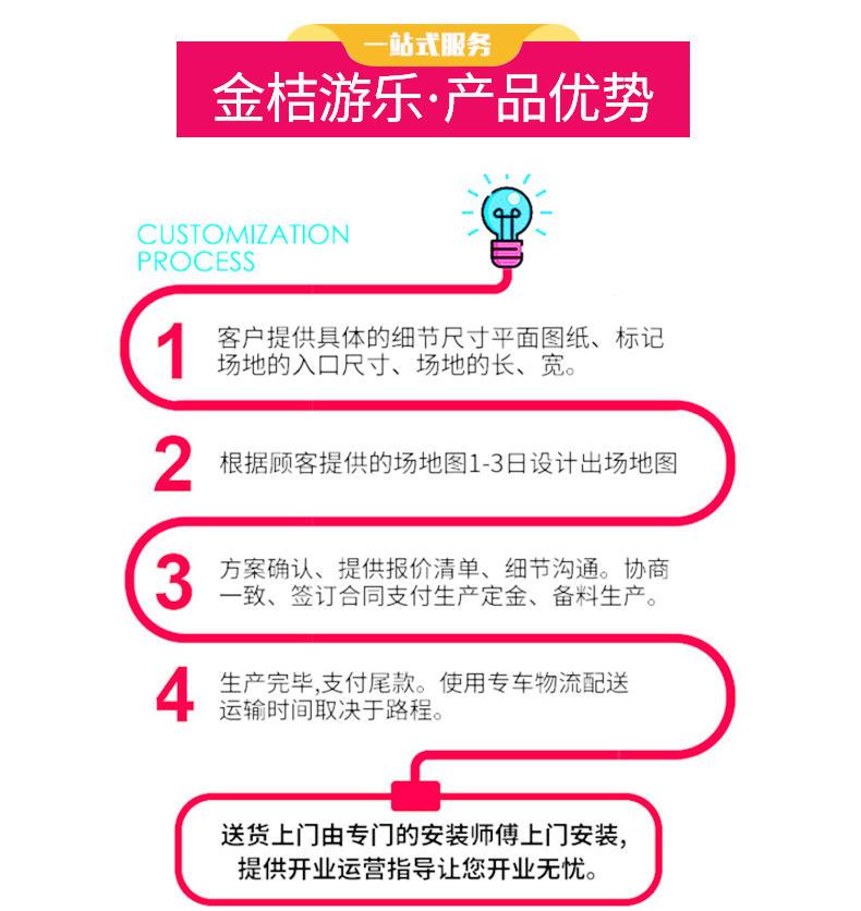 滄州 超級蹦床設備 廠家供應示例圖3