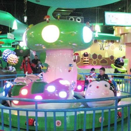 4车瓢虫乐园大洋儿童游乐设备 专业定制室内豪华儿童瓢虫乐园项目