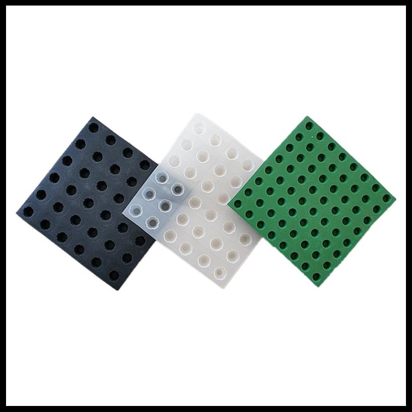 浙江塑料排水板單價 spb塑料排水板 凹凸塑料排水板 百順通 價格低 質量優