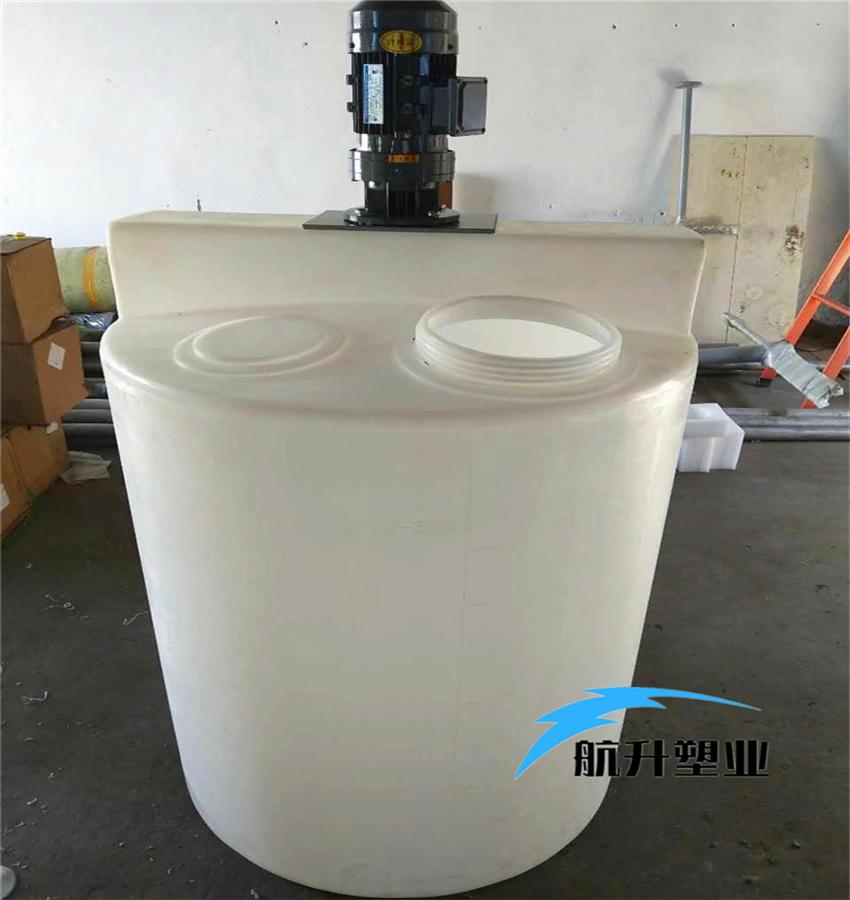 MC1000L加药搅拌桶江西航升500L搅拌加药箱示例图9