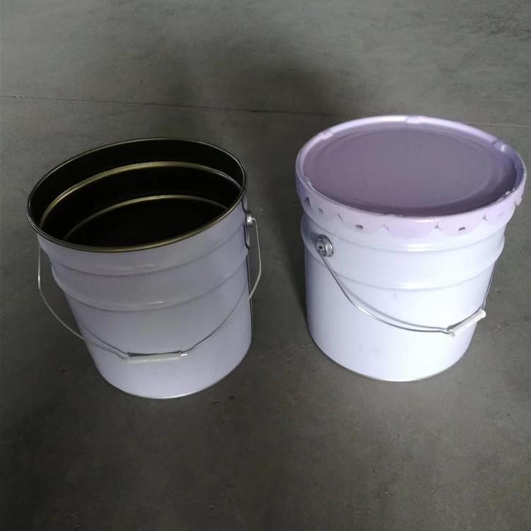 供应金属铁桶 10升15升铁皮桶  金属化工包装桶 油漆桶