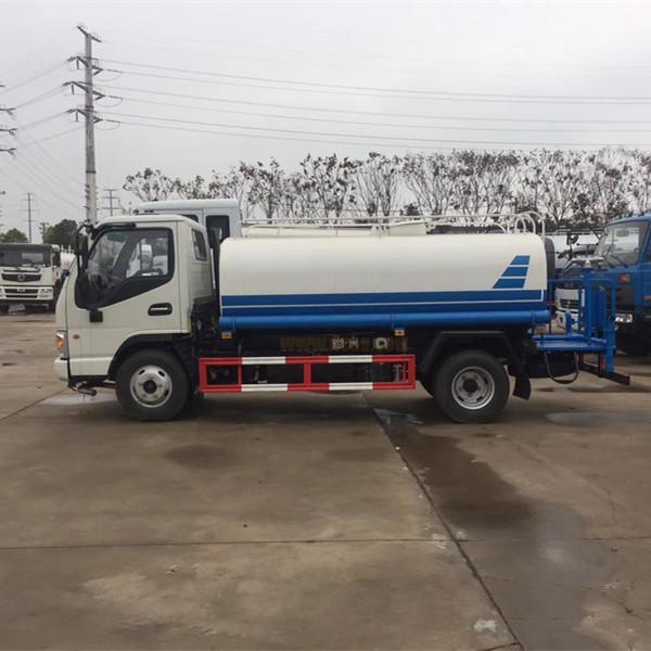東風多利卡3噸灑水車 灑水車廠家直銷 大型灑水車5噸灑水車