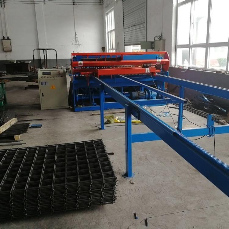 河南全自动煤矿焊网机 矿井支护网片焊网机 隧道钢筋网焊网机