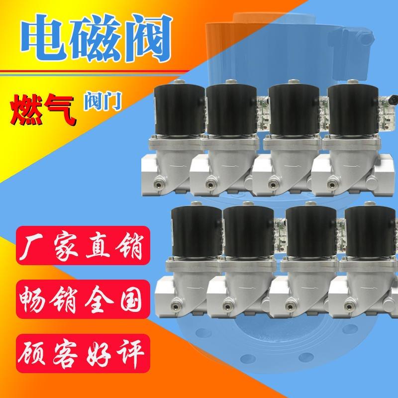 佛山 精燃 天然气电磁阀 电磁阀厂家 燃气电磁阀价格 批发 JRAN 型号齐全