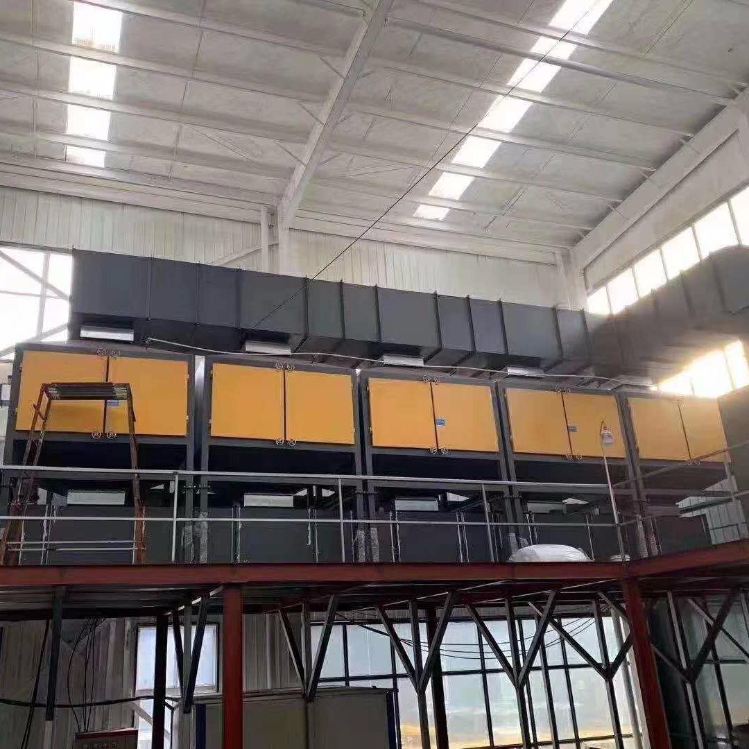 催化燃燒設備 星碩供應 廢氣處理成套設備 催化燃燒