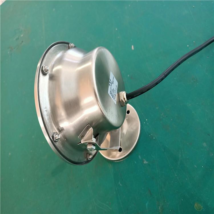 宾凯照明 LED七彩喷泉水底灯 嵌入式水底灯 生产批发
