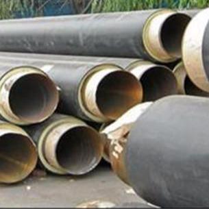 龍都管道 聚氨酯預制直埋保溫鋼管 國標黑夾克保溫管 保溫管 供暖用保溫管 直埋保溫鋼管