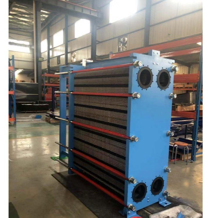 赫普斯供應海水養殖板式換熱器  耐腐蝕鈦板板式換熱器