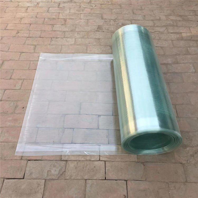 批发采光板 耐温性透明采光瓦 840型聚碳酸酯塑料波浪采光板