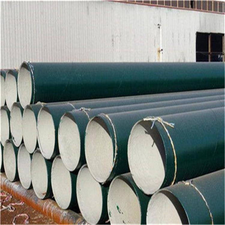 龍都直銷水泥砂漿襯里防腐鋼管 掛網式水泥砂漿防腐管道 實體生產廠家