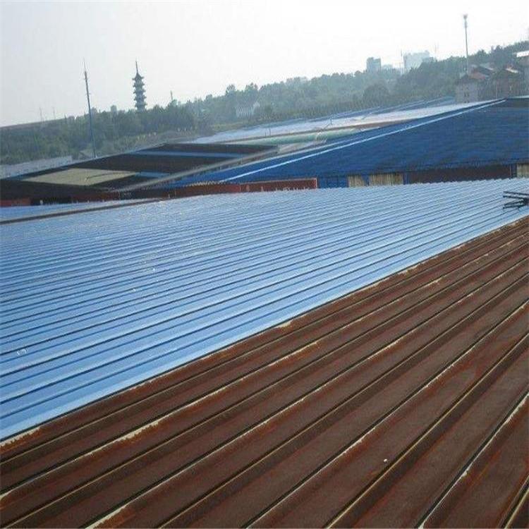 优质产品 水性工业漆 彩钢翻新胶  彩钢翻新漆 彩钢屋顶翻新漆 蓝鸽防腐