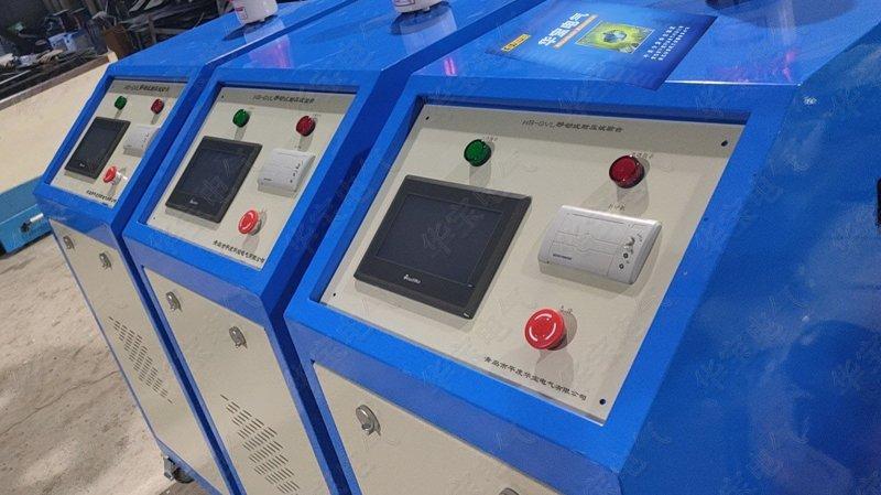 地铁用移动式耐压试验台 电动型移动式耐压试验台 智能型耐压试验台 铁路用移动式耐压实验装置 HB-GVL 青岛华宝电气示例图3