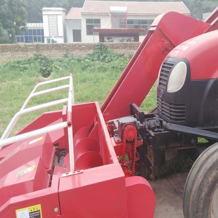 多功能兩行玉米扒皮收割機廠家 背負式軸傳動玉米秸稈9粉碎收獲