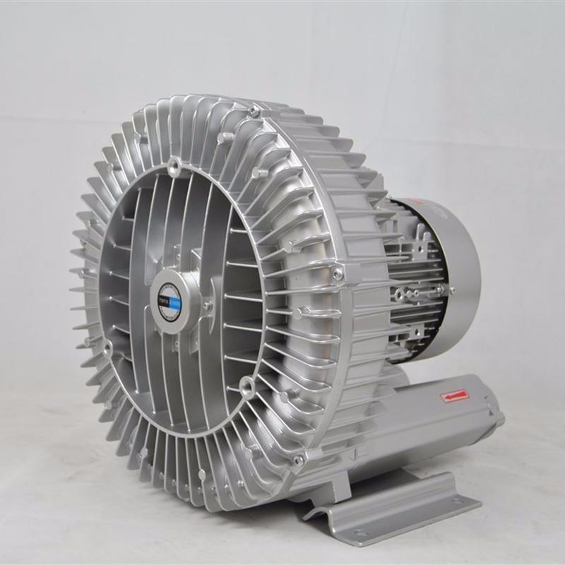 工業電渡化學水池曝氣高壓風機吸料高壓旋渦氣泵輸送鼓風機污水處理爆氣高壓風機