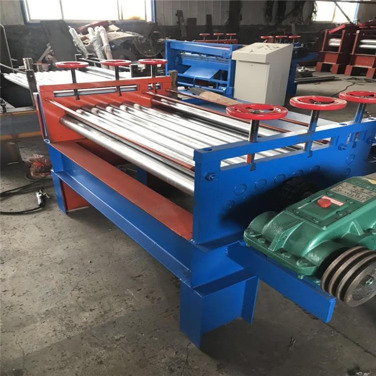 鐵板開平機 德順安機械 廠家直銷10mm鐵板開平機 加重鐵板自動開平機 廠家直銷