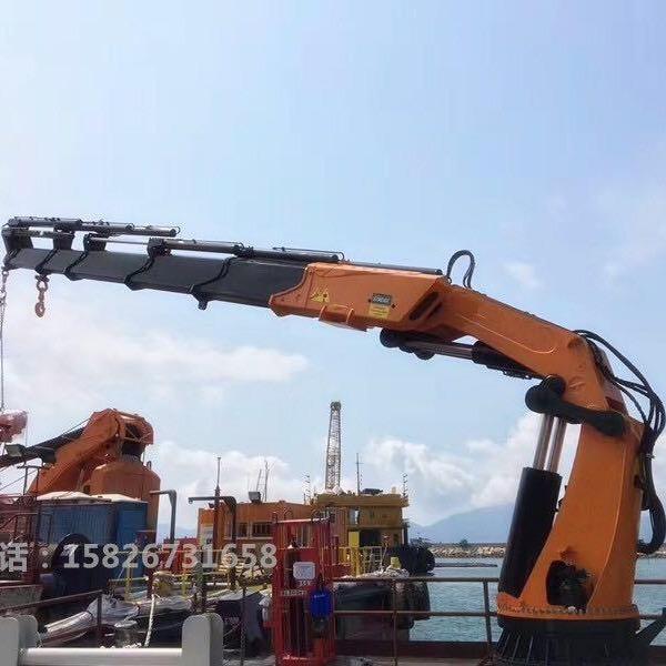 船吊码头吊 船用吊机 大吨位船吊
