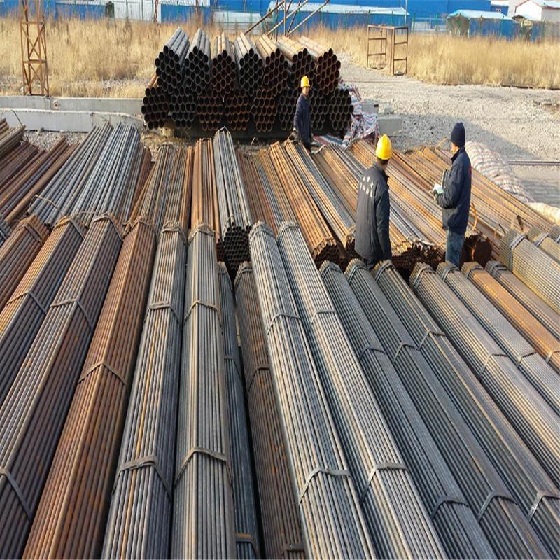 焊接脚手架钢管现货 天江 非标脚手架钢管供应 架子管厂家直销
