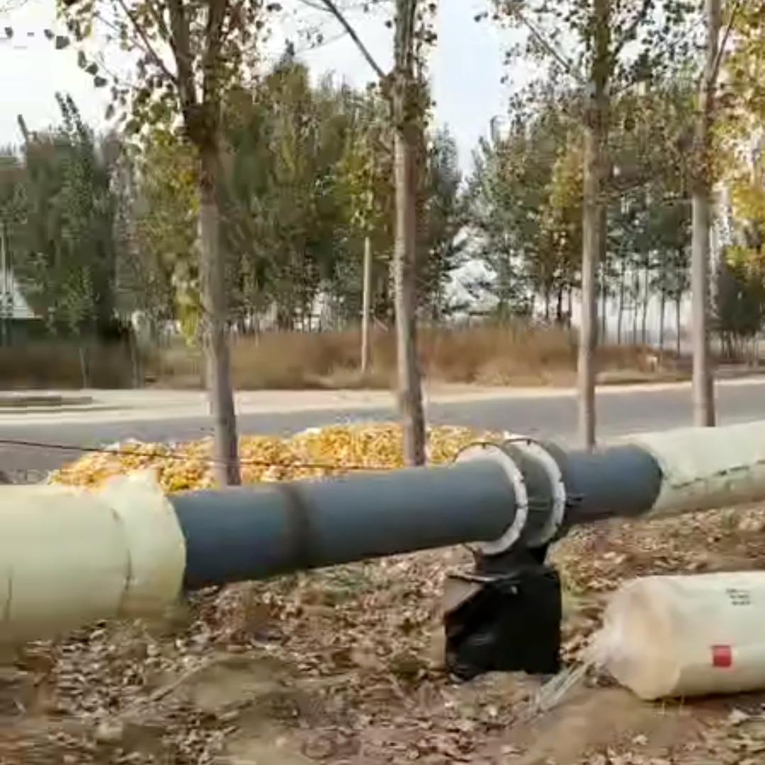 供應防腐管道墊木    防腐管道墊木型號齊全-路博供應