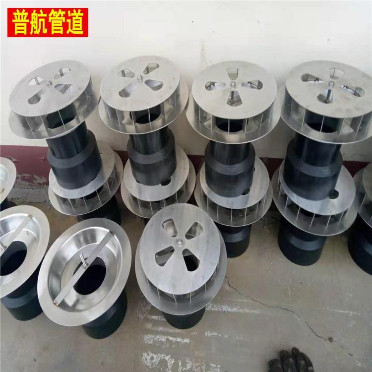 普航 批發出售 不銹鋼雨水斗 排水漏斗 方形排水漏斗 圓形排水漏斗