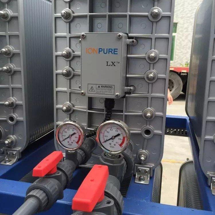 純化水設備超純水edi膜塊坎普爾電滲析EDI模塊
