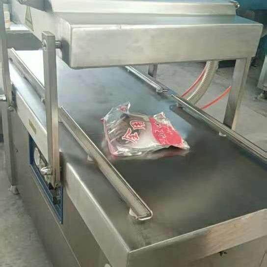 牛肉干加工線 醬鹵牛肉生產線設備 鹵肉全套加工設備供應圖片