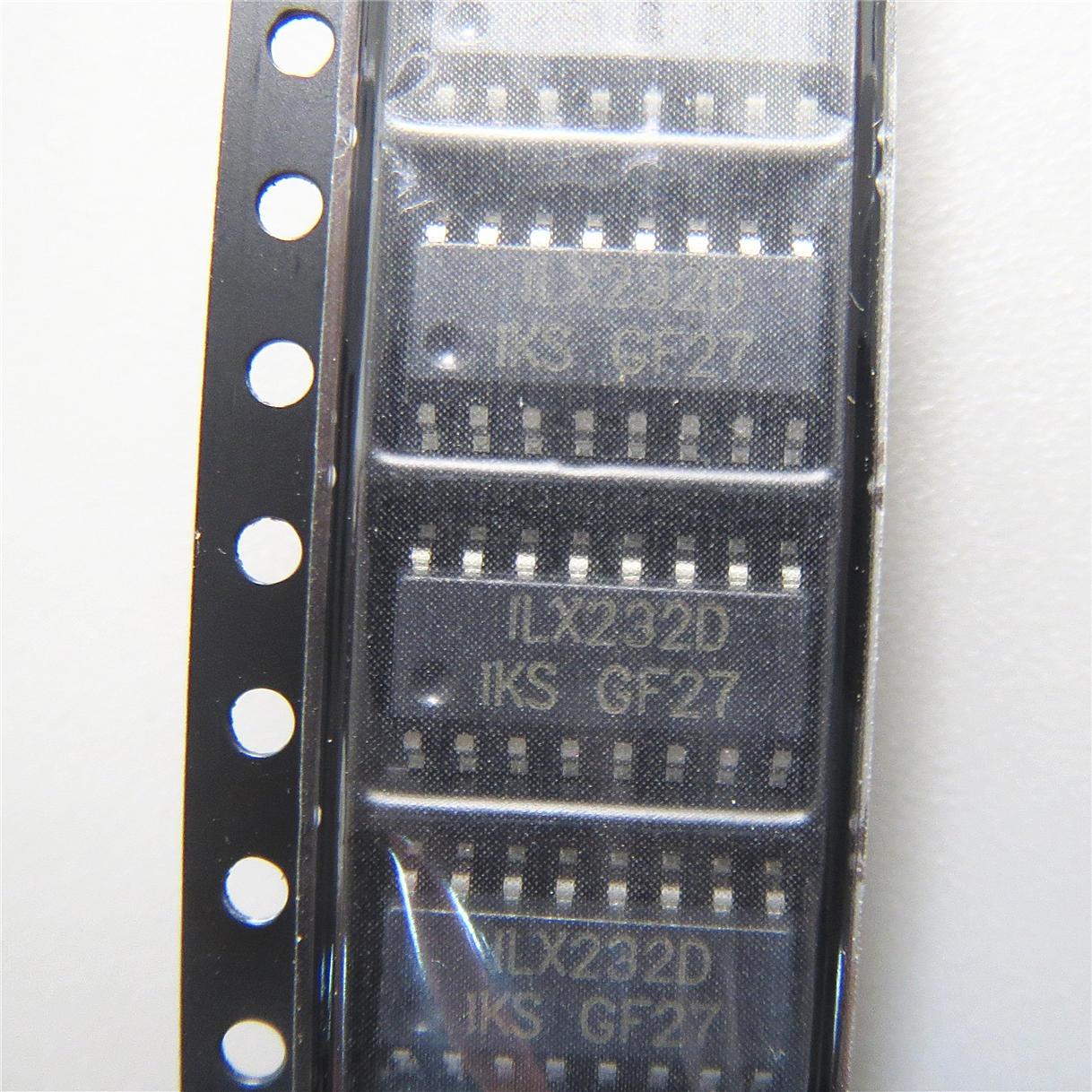 ILX232DT IKsemi 代理  觸摸芯片 單片機  電源管理芯片 放算IC專業代理商芯片配單