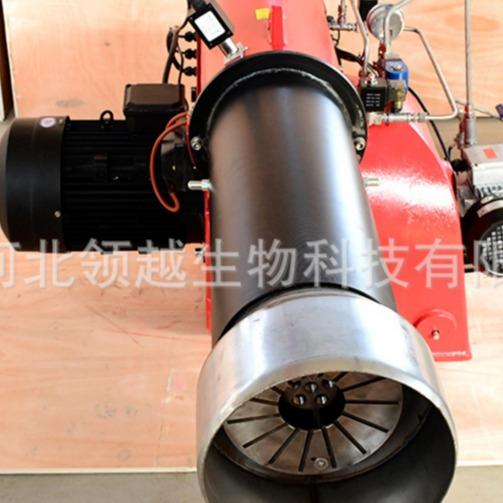 领越厂家生产甲醇燃烧机   工业燃烧机   各种规格燃烧器   双段火燃油燃烧机001