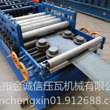 金誠信壓瓦機  加厚100--400可調止水鋼板機   帶鋼止水槽機 廠家供應