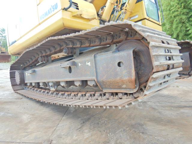 二手大型挖掘机是市场价格 小松200进口二手挖掘机低价转让示例图14