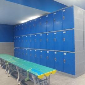好柜子生产批发ABS塑料更衣柜 游泳馆|健身房|澡堂塑料更衣柜 员工宿舍塑料储物柜