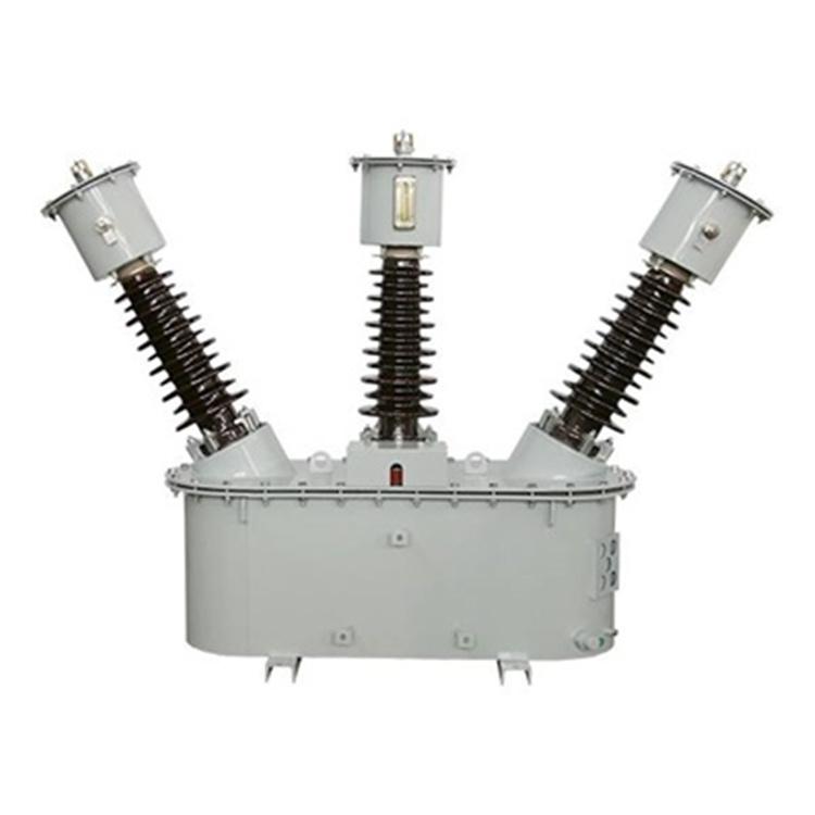 现货昆明35KV高压计量箱 JLS-35油浸式互感器 两元件 300/5示例图8