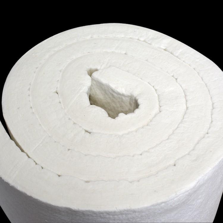 鍋爐耐火防火耐高溫無石棉板 硅酸鋁陶瓷纖維針刺毯  硅酸鋁針刺氈
