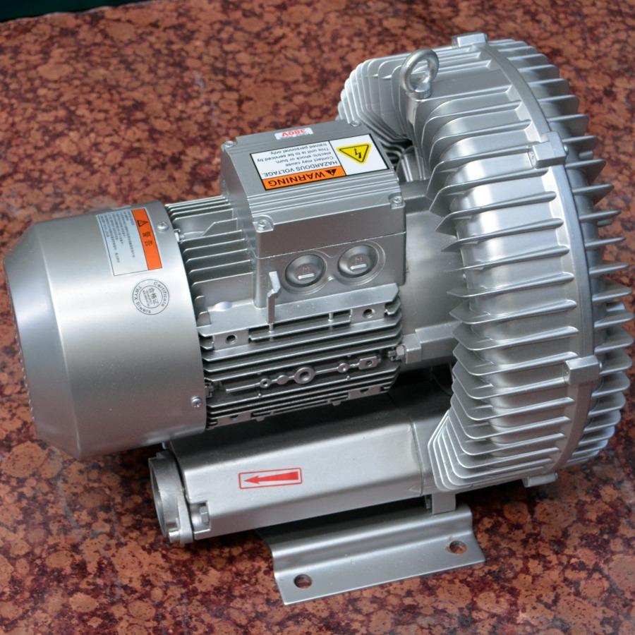廠家直銷 上海全風品牌 RB-71D-4高壓氣泵 功率 4KW旋渦高壓氣泵