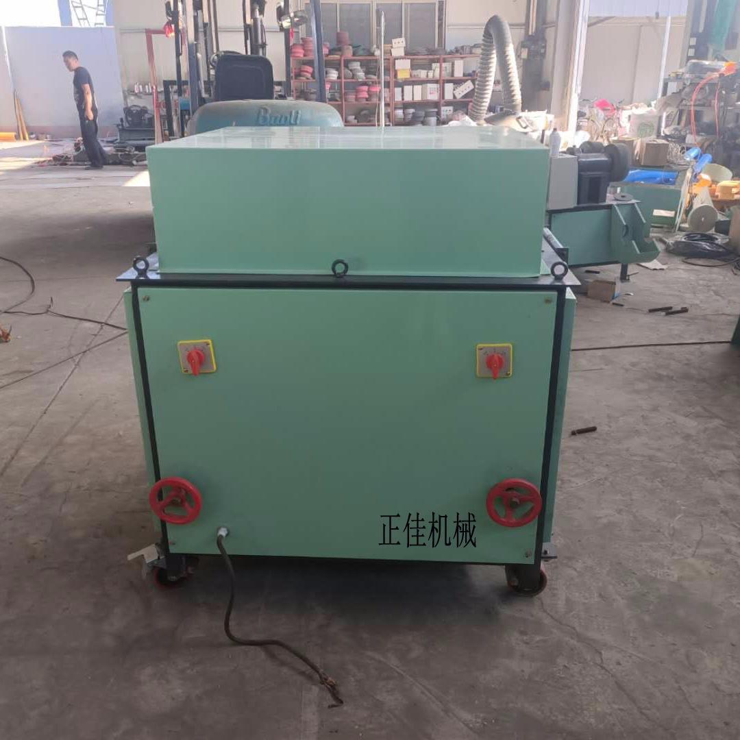 厂家直销 钢筋除锈机 圆钢除锈机 槽钢除锈机 多功能除锈机