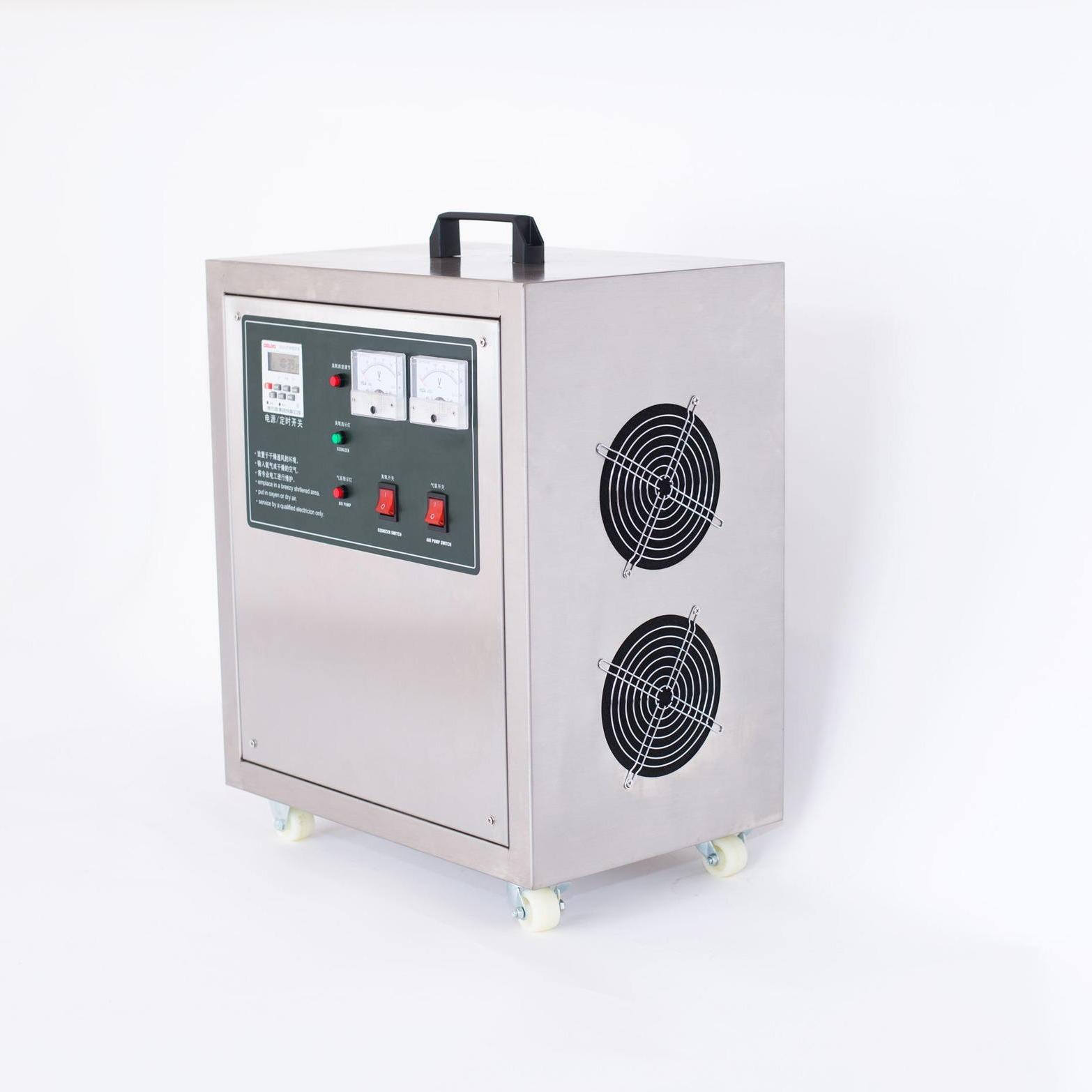 臭氧发生器 纯净水处理 矿泉水杀菌消毒臭氧消毒机格瑞特Grt-003-20g厂家直供