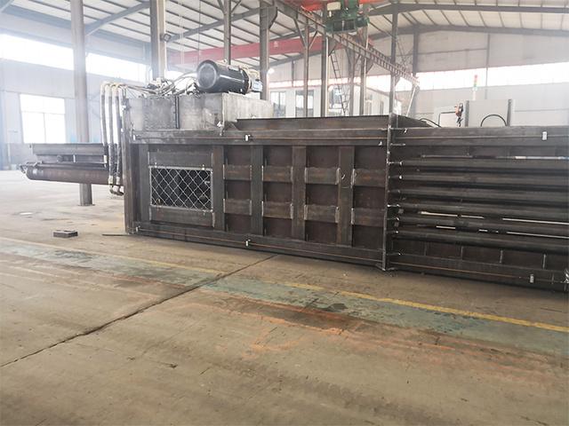 临清乐嘉机械专业生产 龙门式剪切机 剪切设备 金属加工设备 重型废钢剪切加工设备示例图1