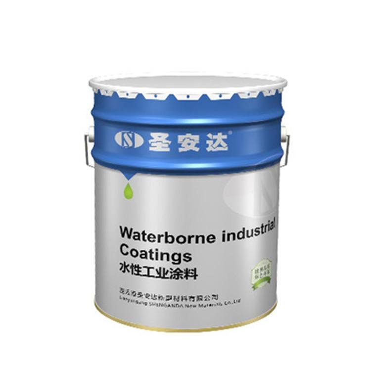 圣安達  水性氟碳面漆SAD-908 水性防腐涂料 裝飾涂料品牌