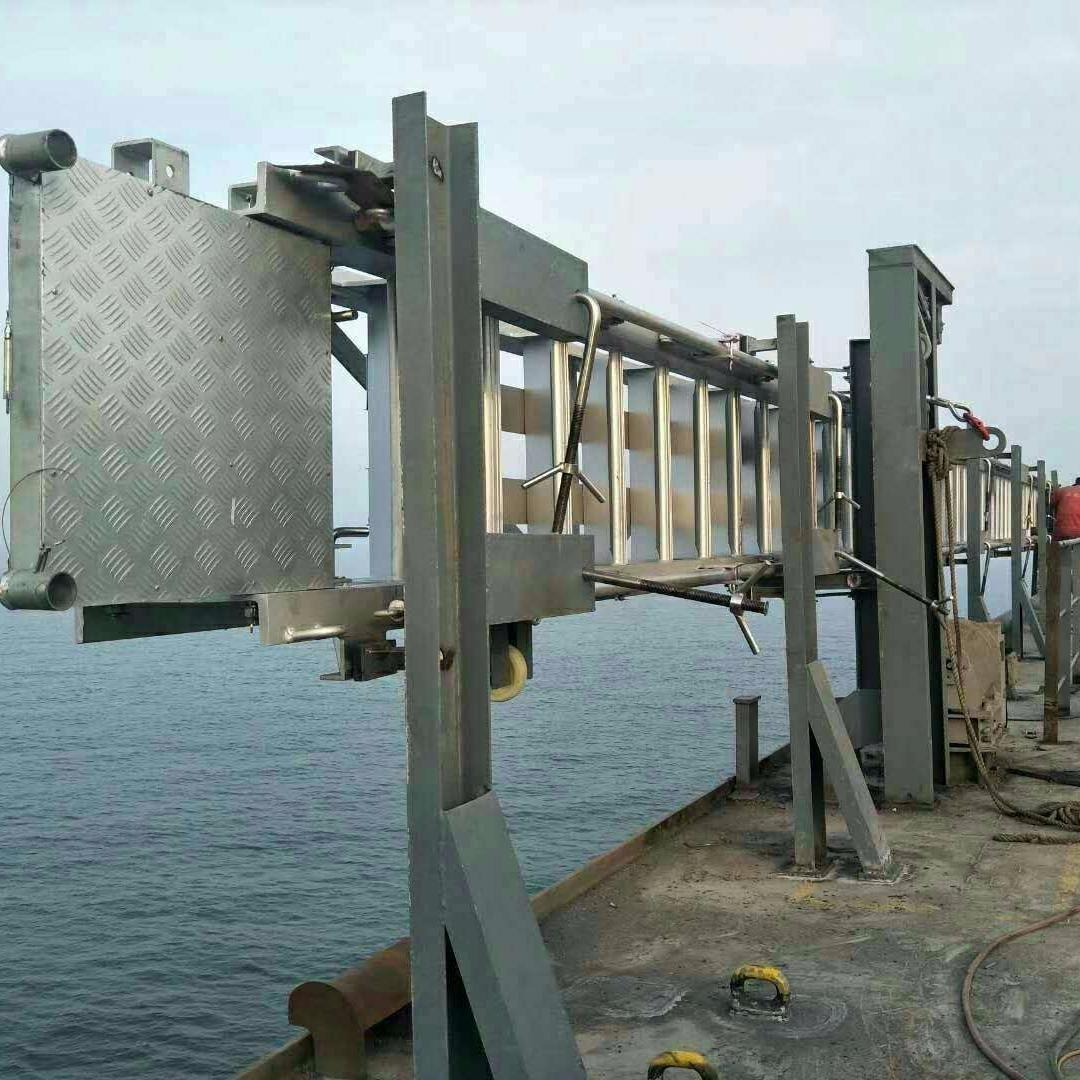 舷梯,船用舷梯优质价格,铝合金舷梯定制铝合金舷梯就选宝恒