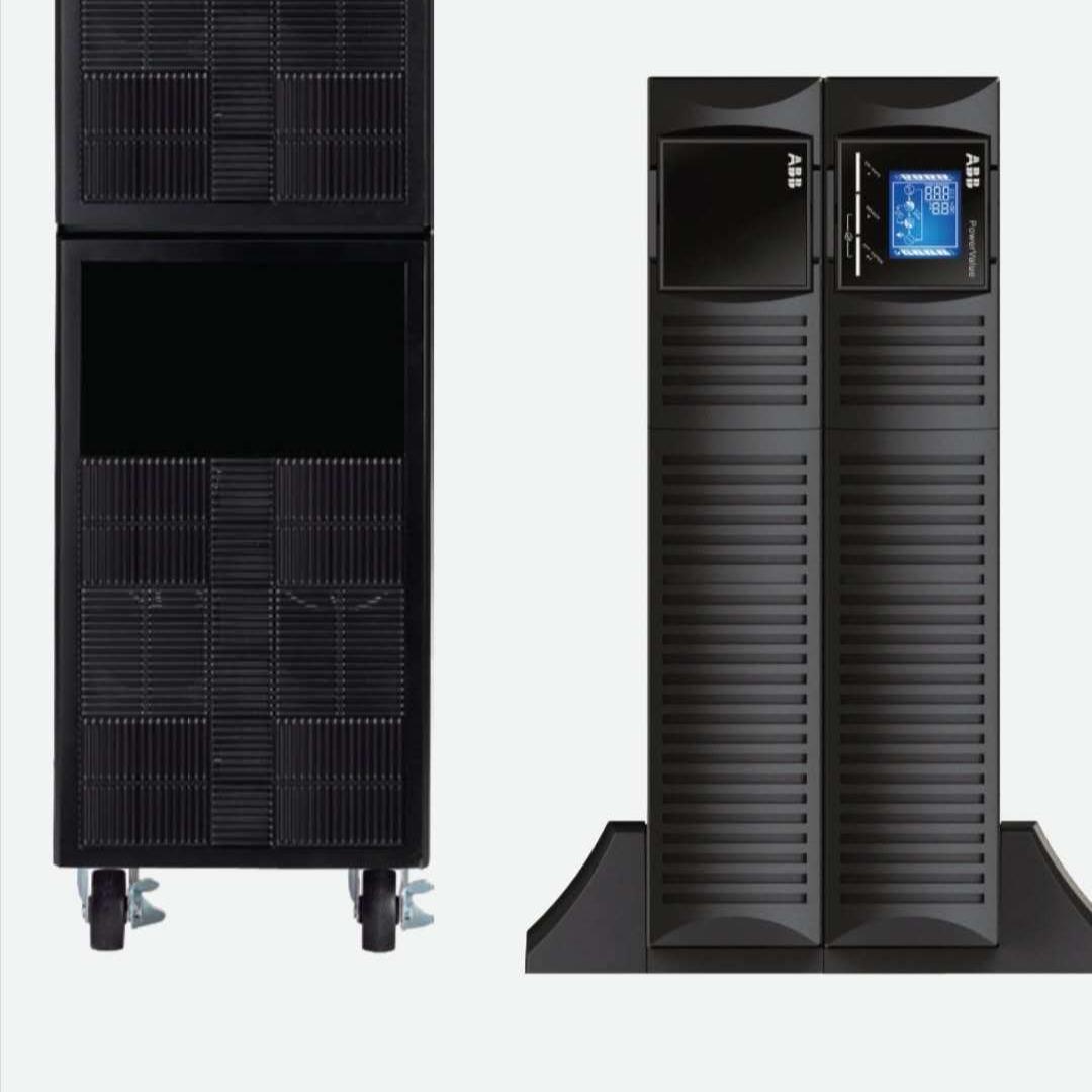 ABB UPS電源UPS PowerValue 11T1KVA B TLC 1KVA 900W 不間斷電源 內置電池